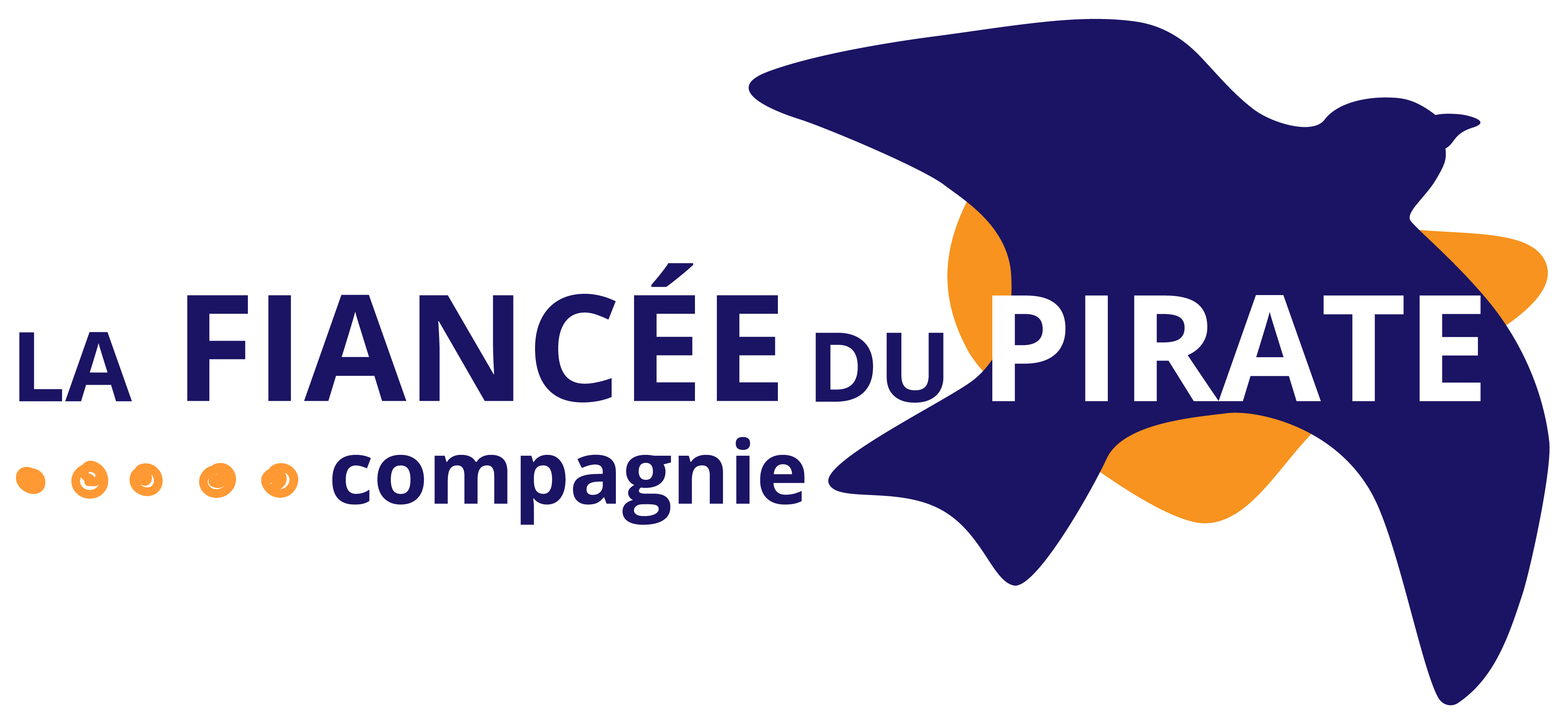 logo Fiancée du pirate Compagnie