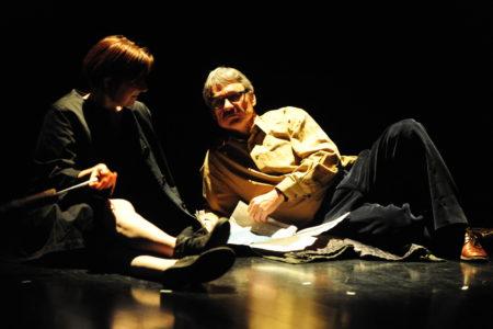 Pinter's création en cours pour le festival d'Avignon