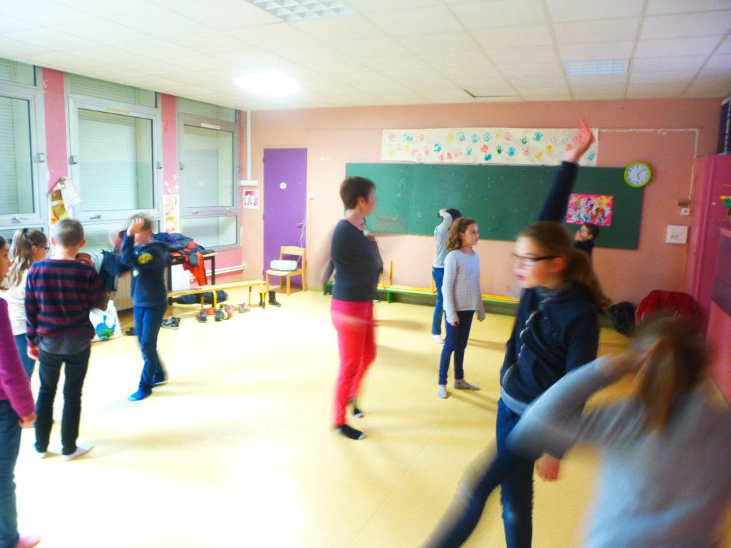 Animations TAP avec enfants - Crédit: Centre de loisirs Esnandes